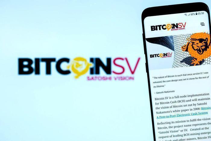 Bitcoin SV ganha 80%, os bitcoins de Satoshi chegaram?