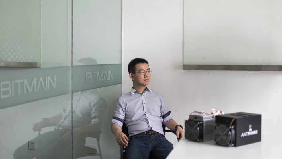 Bitmain pode demitir metade dos funcionários