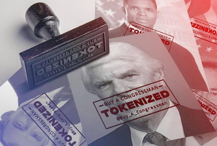 McAfee vai tokenizar políticos dos Estados Unidos no blockchain