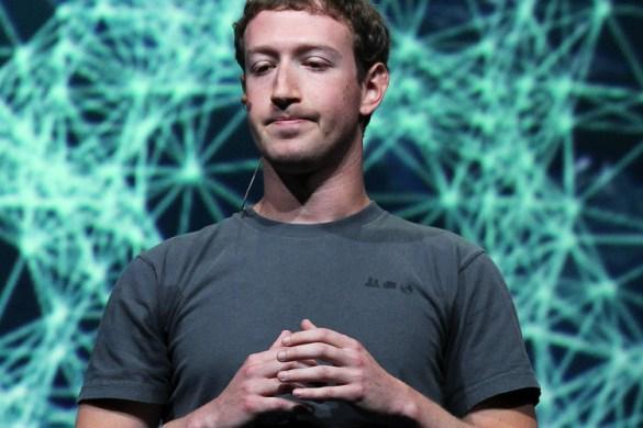 zuckerberg triste com a Libra