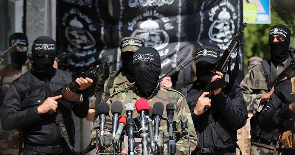Militantes palestinos estão recebendo milhares de bitcoins