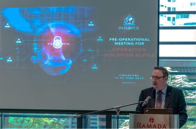Intervenção da Interpol reduz em 78% a mineração ilegal no Sudeste Asiático