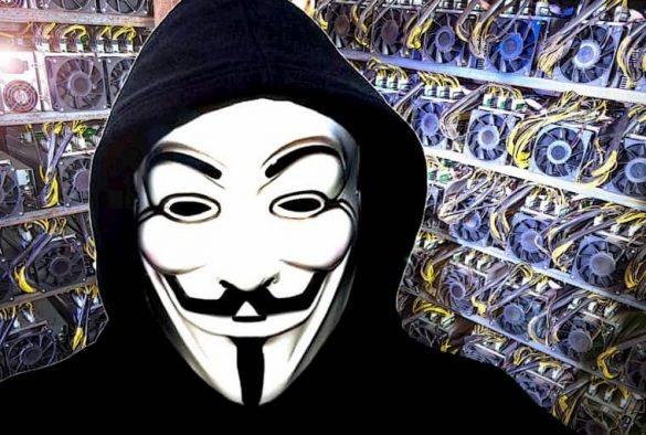 Mineradores anônimos são maioria do hashrate do Bitcoin Cash