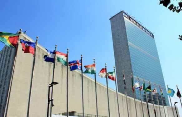 ONU alerta bandeiras de vários países