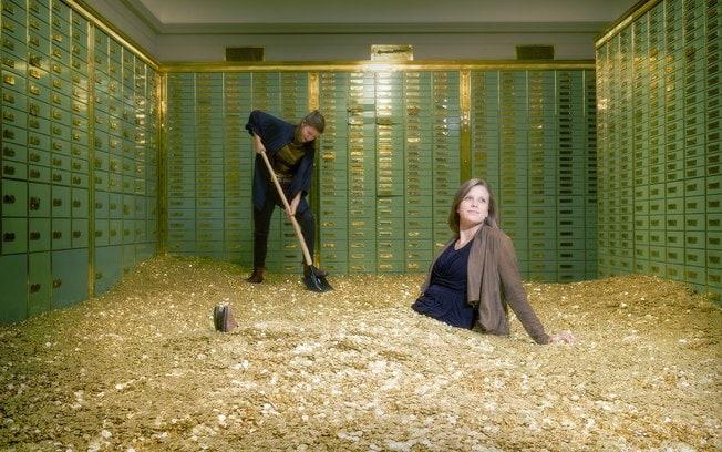 Quase 11 milhões de bitcoins estão parados há mais de um ano