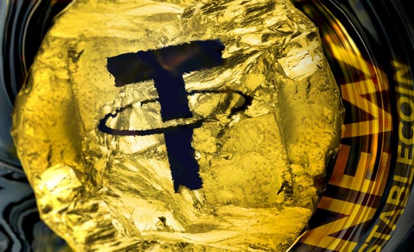 Tether anuncia seu ativo digital lastreado em ouro