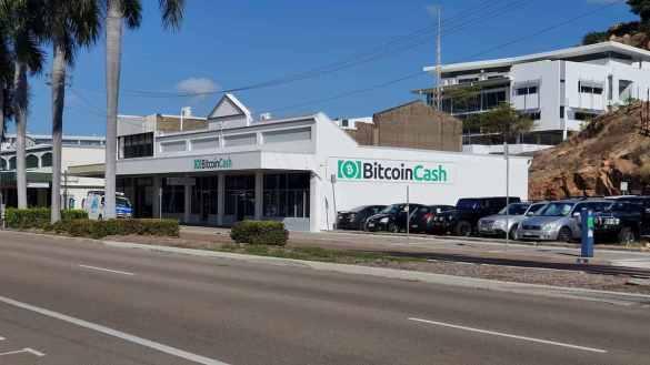 bitcoin cash comércio