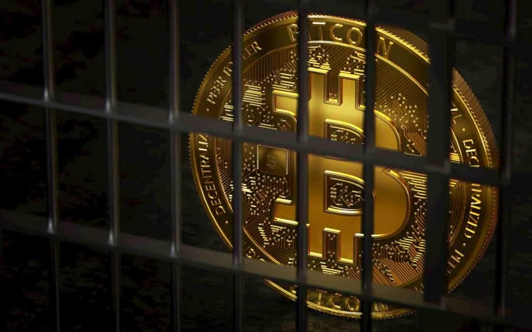 Corretora de Bitcoin prendeu meu dinheiro! O que fazer?