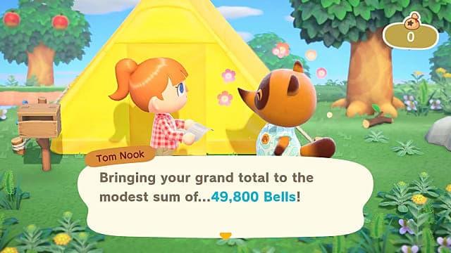 Nintendo investe em Microtransações no novo Animal Crossing: New Horizons