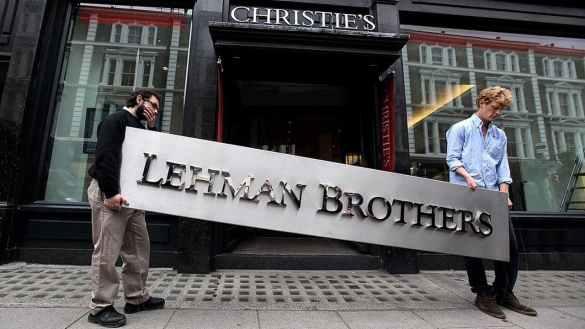crise financeira de 2008