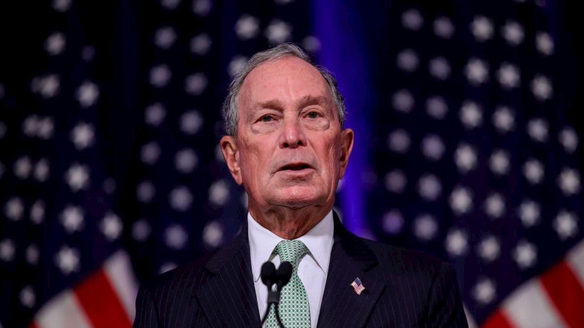Michael Bloomberg, candidato nos EUA, quer regular a criptoeconomia
