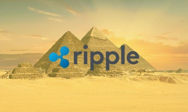 Ripple faz parceria com o Banco Nacional do Egito