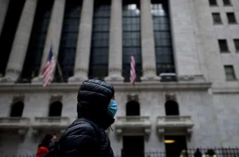 Como o coronavírus está prejudicando a economia dos EUA
