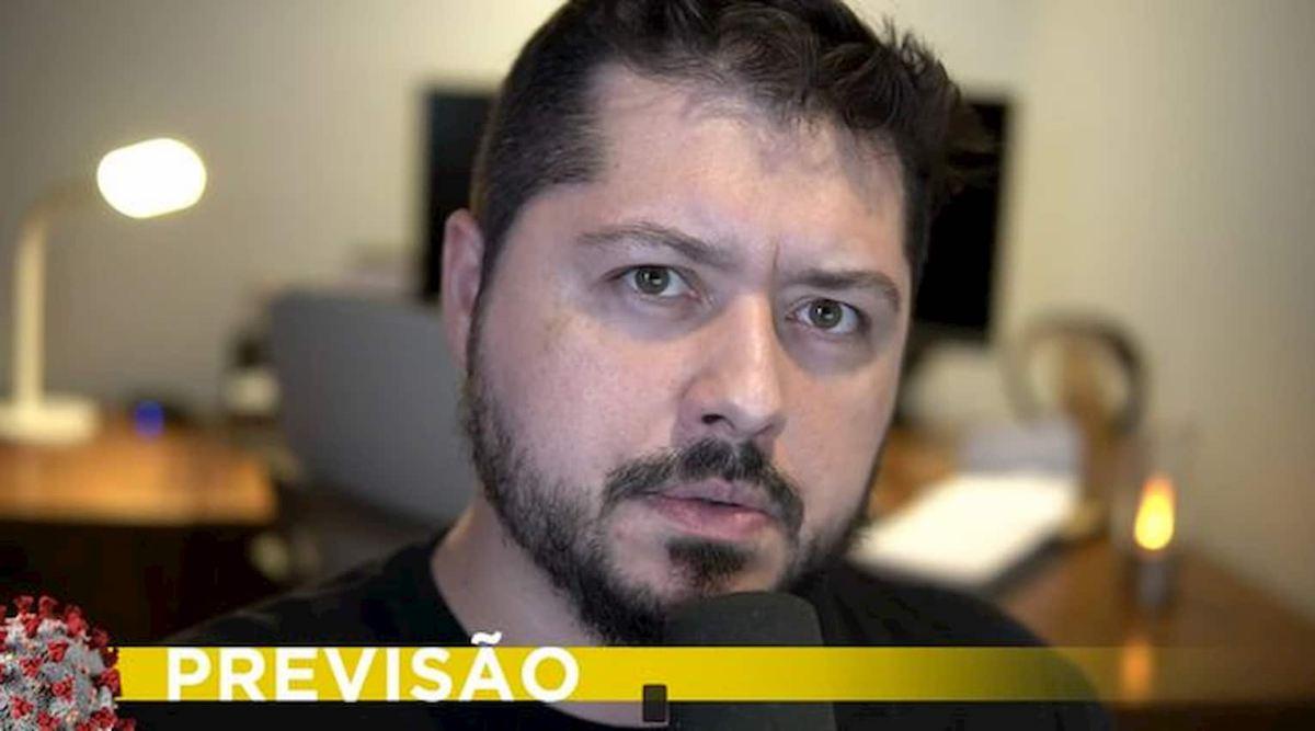 Átila Iamarino comenta estudo prevendo 1 milhão de mortes no Brasil