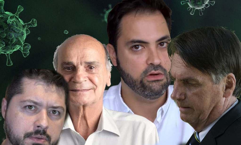 Bolsonaro x Átila Iamarino