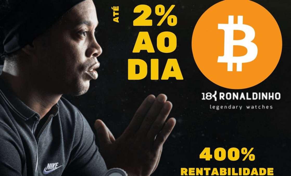 Ronaldinho,Ratinho,Justus: Por que os famosos caem em pirâmides de Bitcoin?