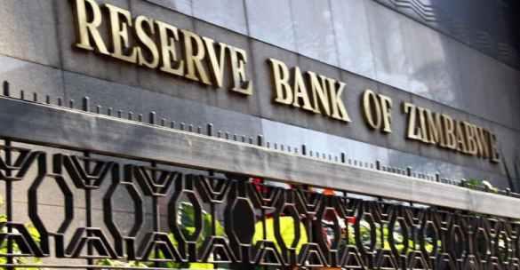 Banco Central do Zimbábue