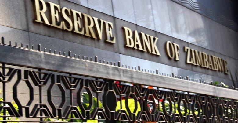 Banco Central do Zimbábue quer regular criptomoedas