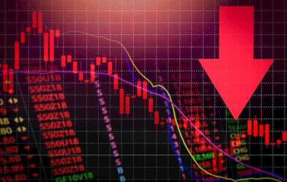 crise chegou títulos públicos colapsam