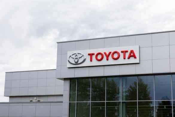 Concessionária da Toyota
