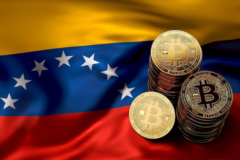 Bancos venezuelanos fecham e negociações de bitcoin intensificam