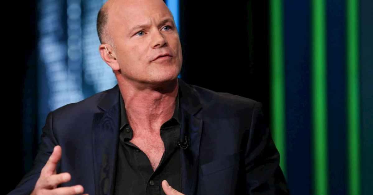 Michael Novogratz comenta sobre a queda do BTC