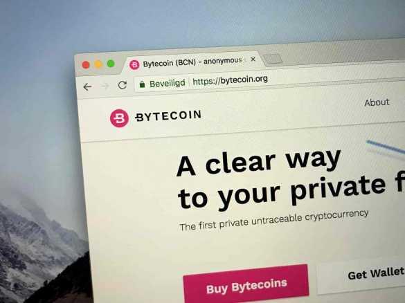 minerar bytecoin