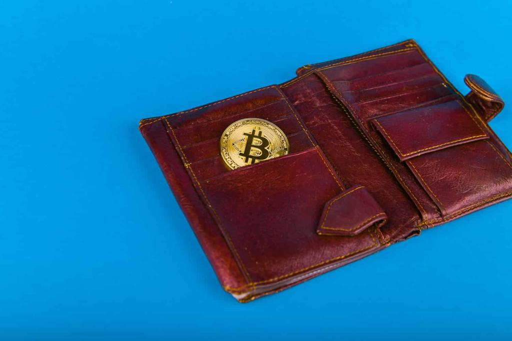 carteira de bitcoin x corretora