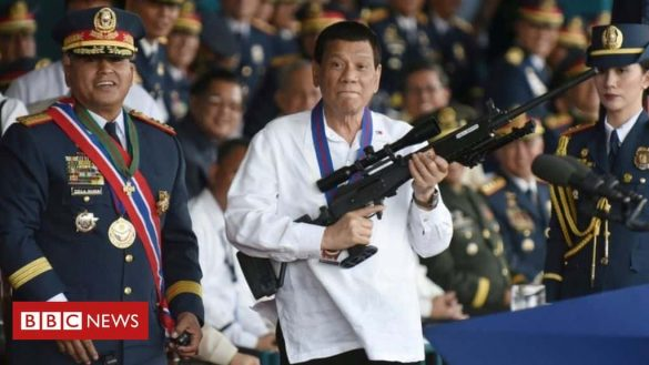 presidente das filipinas