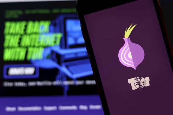 Tor browser no celular e navegador