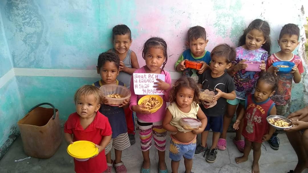 Projeto usa Bitcoin Cash para doar alimentos aos mais pobres na Venezuela