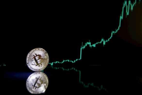 Bitcoin valorizando