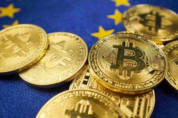Bitcoin na Europa