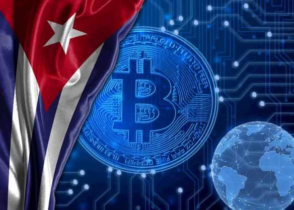 Bitcoin em Cuba