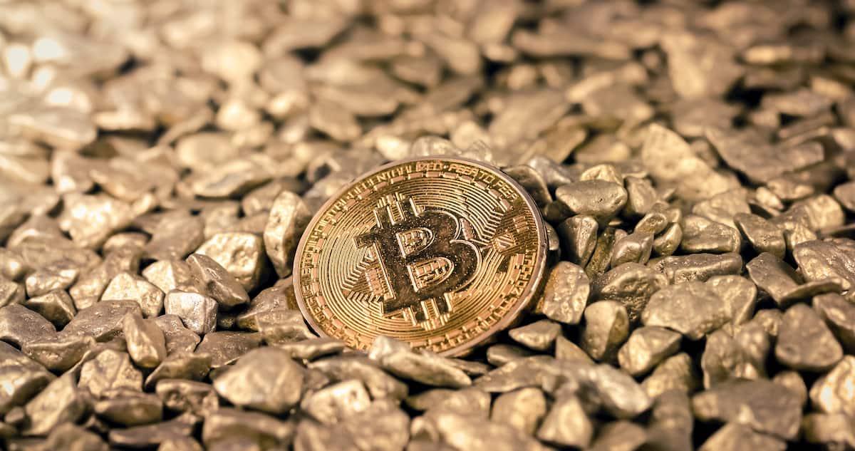 E se o Bitcoin ganhasse parcela de mercado do ouro?