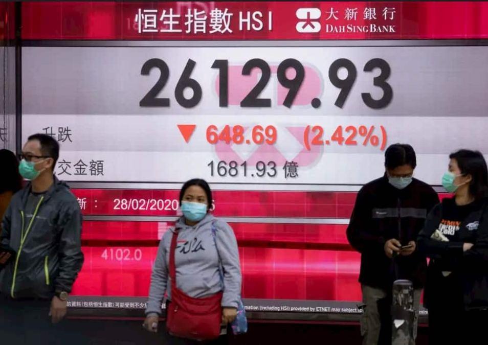 Economia da China encolhe, encerrando quase meio século de crescimento