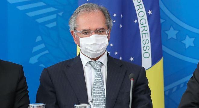 Paulo Guedes e Bolsonaro fazem reunião sobre ajuste fiscal
