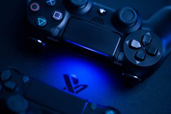 Controle de PS5