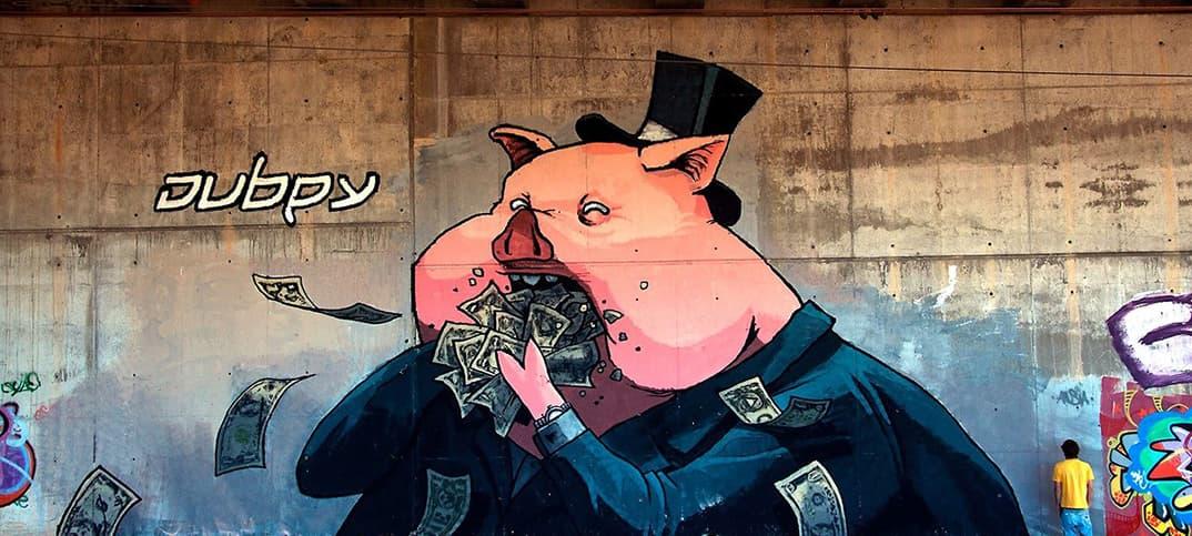 Grandes bancos aconselham clientes a não comprar bitcoin