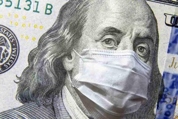Dólar coronavírus