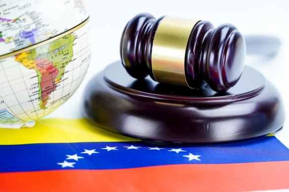 Venezuela processa Inglaterra