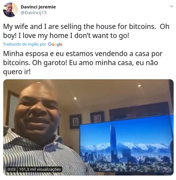 Davinci Compra de bitcoin