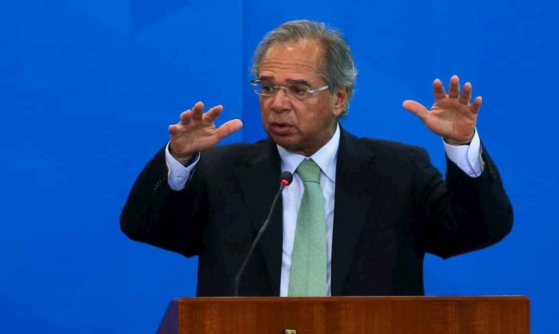 """Paulo Guedes diz que """"Brasil pode ir para hiperinflação muito rápido"""""""