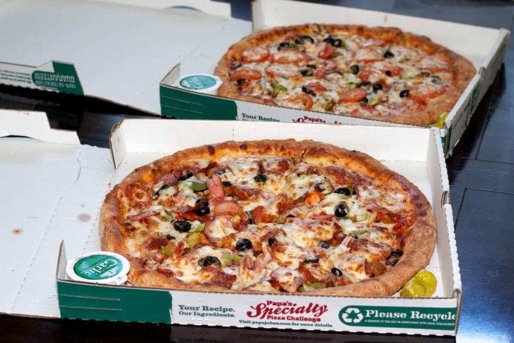 As duas pizzas de Laszlo