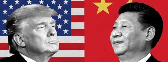 Eua e China Trump e Xi