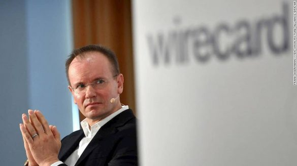 Wirecard CEO Markus Braun