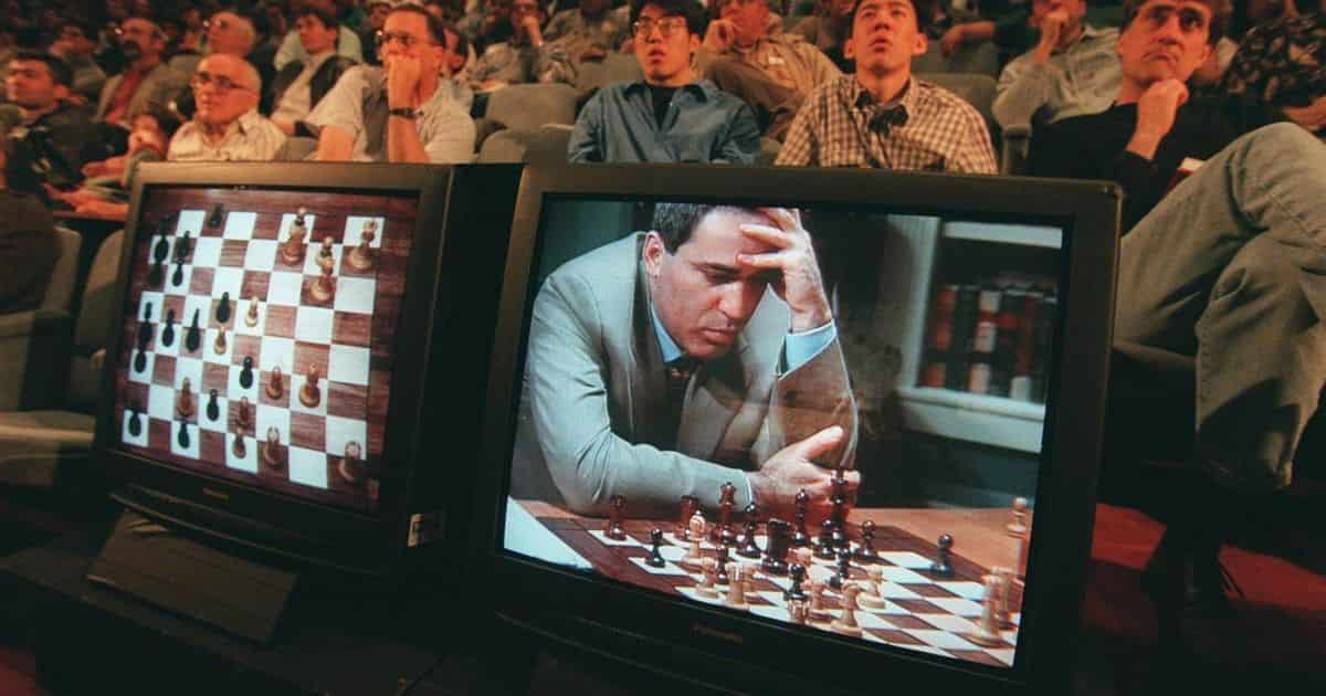 Xeque-Mate: HRF de Kasparov começa a financiar privacidade no bitcoin
