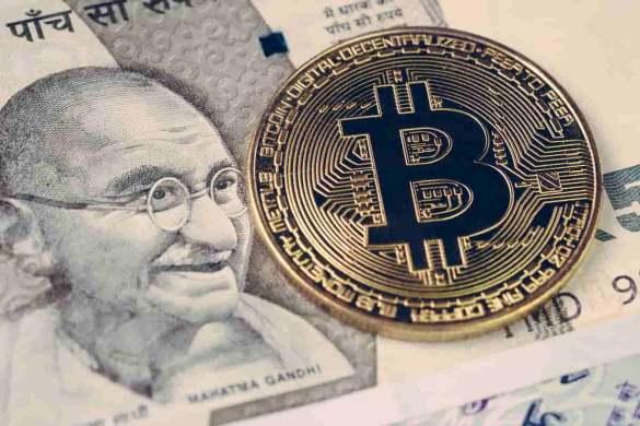 Bitcoin India Gandhi
