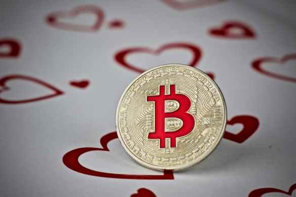 Bitcoin Dia dos Namorados