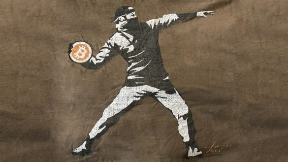 Bitcoin protesto